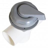 Inverseur de pompe 1.5'' Gris / ABS - 912-002