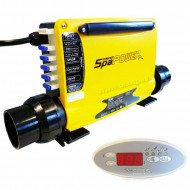Boitier électronique + Clavier de commande SP601