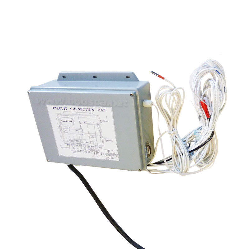 Control Box + Power supply TY-2
