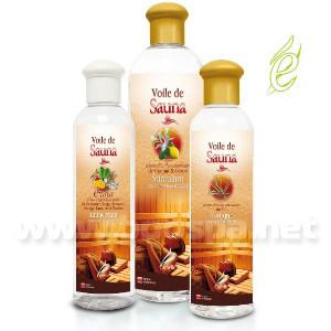 Voile de sauna Elinya - Huiles essentielles sauna