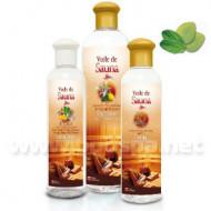Voile de sauna Eucalyptus-Menthe - Huiles essentielles sauna