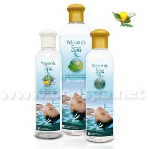Cajeput-Lemon Velours de Spa – Spa Essential Oils