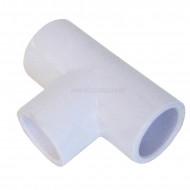 Té 1/2'' PVC pour tuyau de spa