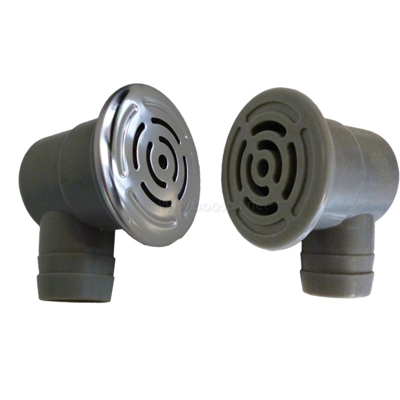 55mm Discharge Fitting