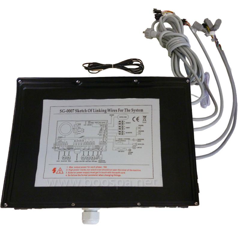 SG-0007 S&G Control Box