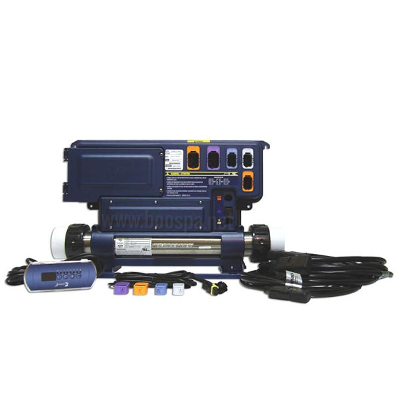 Pack Boitier électronique IN.XE+Clavier K.200+Câbles
