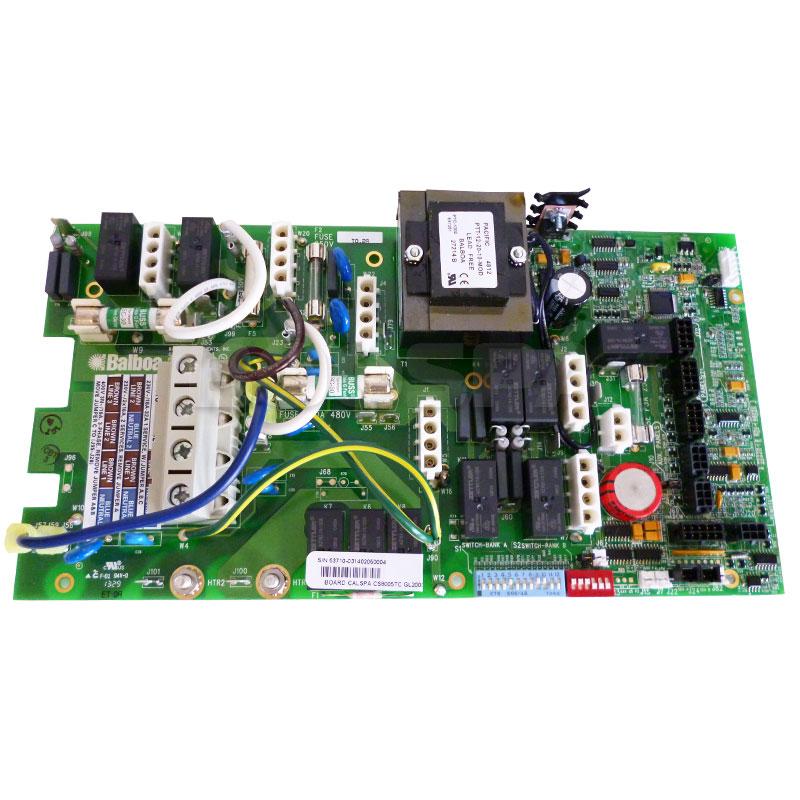 Carte électronique GL2000 CALSPAS 8005
