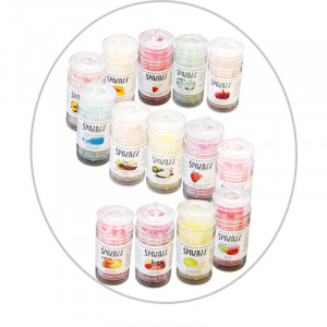 Fragranced Beads for Aromatherapy Canisters