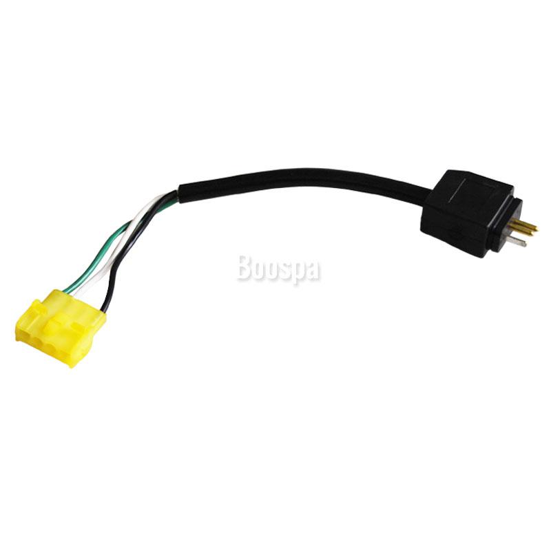 Amp Plug to Mini J&J Blower Adapter