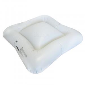 Couvercle gonflable pour spa gonflable carré