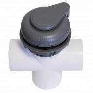 Inverseur de pompe 2'' Gris / ABS