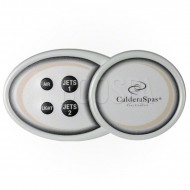 74380 Caldera® auxiliary control Panel