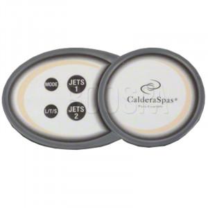 74381 Caldera® auxiliary control Panel