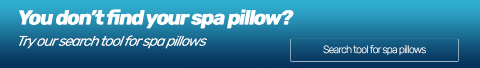 Search tool for spa pillows