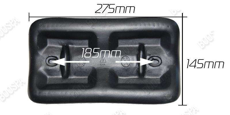 Dimensions EVA111