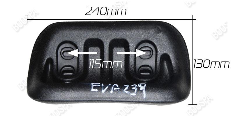 Dimensions EVA239