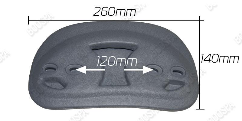 Dimensions EVA258