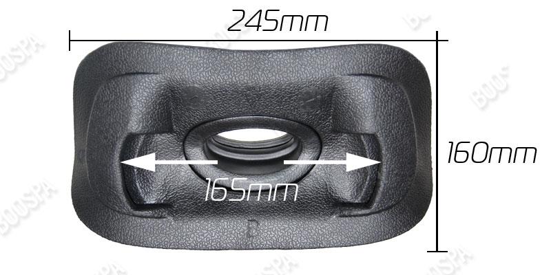 Dimensions EVA259E