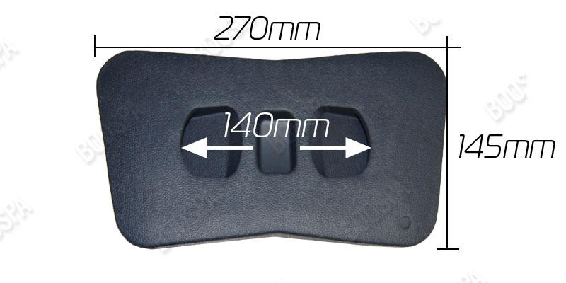 Dimensions EVA260
