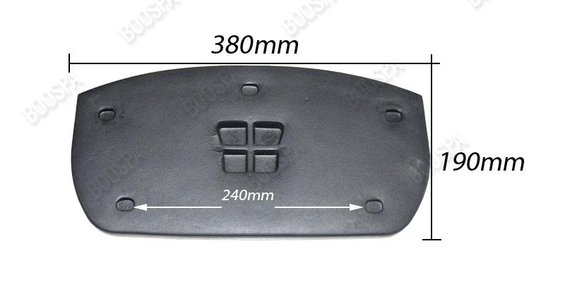 Dimensions EVA820