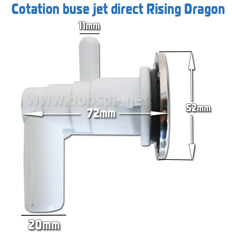 Cotation buse Rising dragon direct