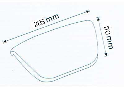 Dimensions KB205
