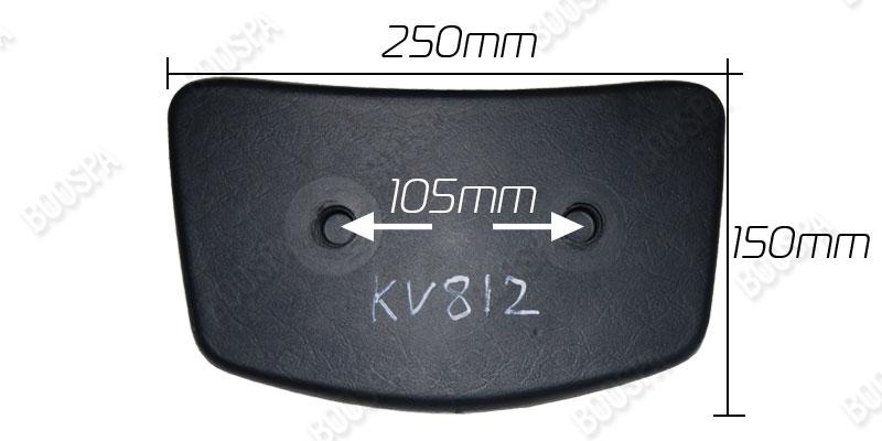 Dimensions KV812