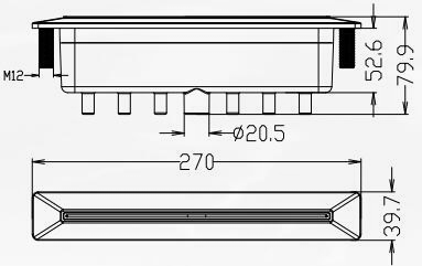 Dimensions L-2201S