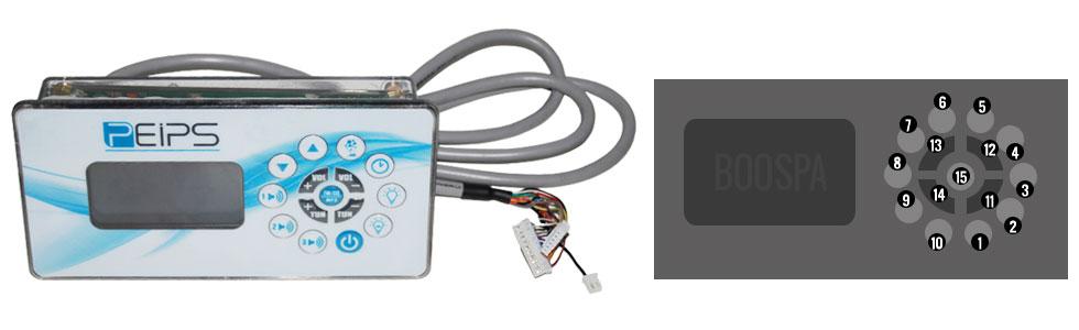 Peips® III-Keypad LS-19