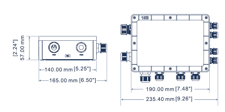 Schema technique P15B66
