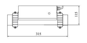 Dimensions SDP-1500