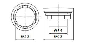 Dimensions SDP-950