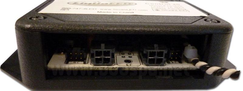 Conectiques boitier LED