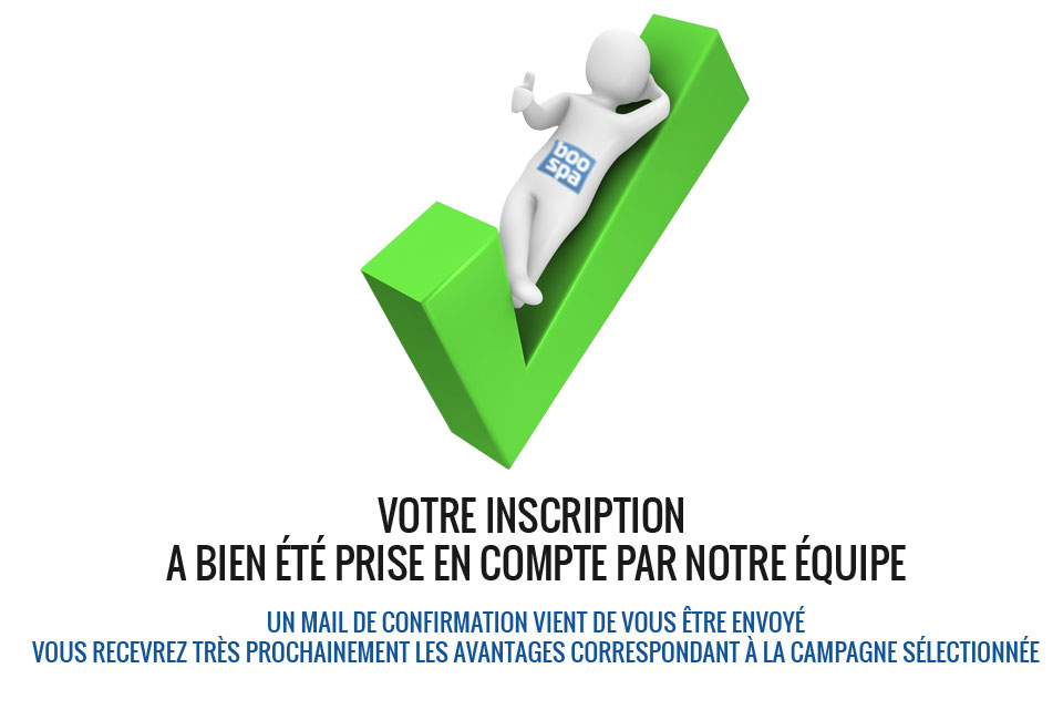 Image confirmation inscription campagne