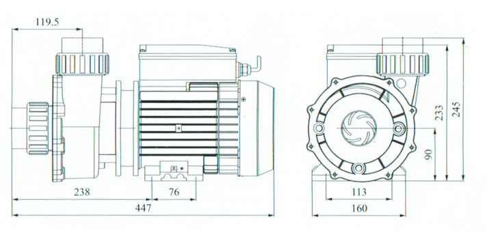 Cote DXD-320-ES