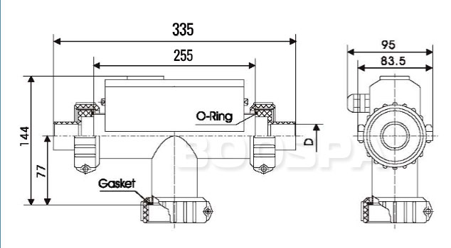 Dimensions H30-R3