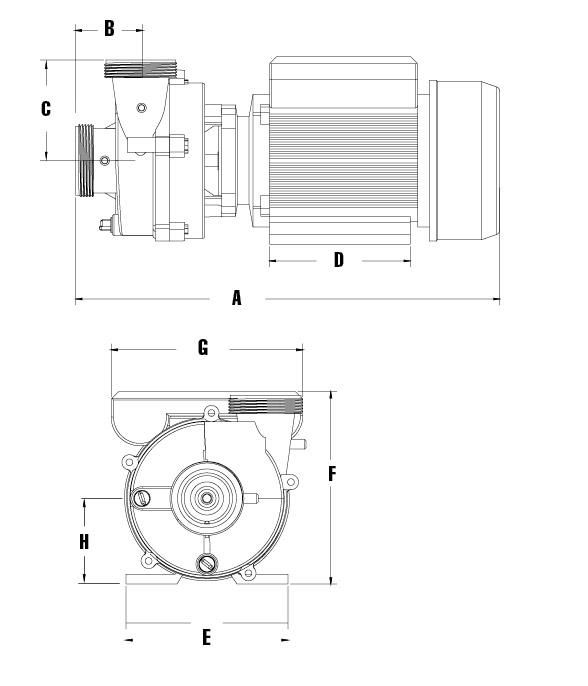 Dimensions HA440