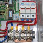 Disjoncteur intégré
