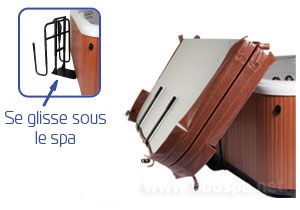 L�ve couverture Cover Caddy | Boospa