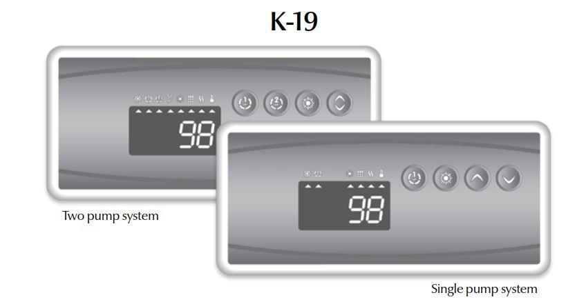 Commandes K-19