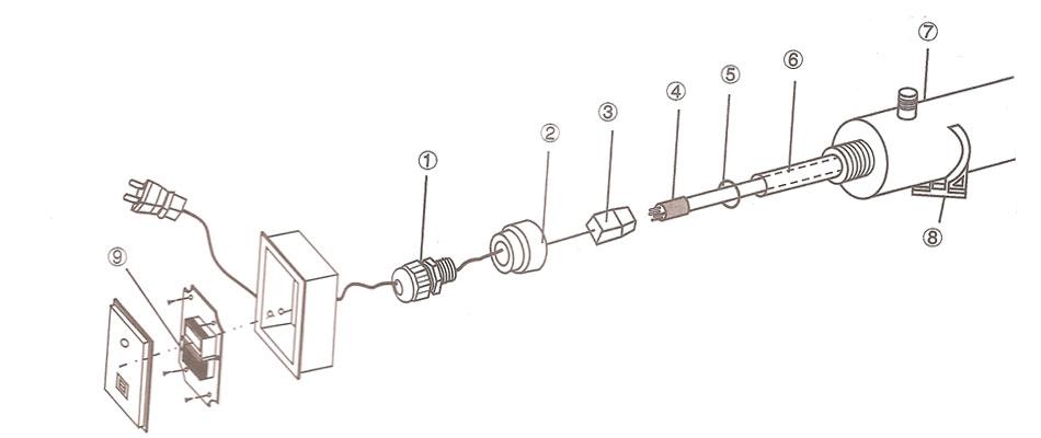 Schema Ozonateur PP-I