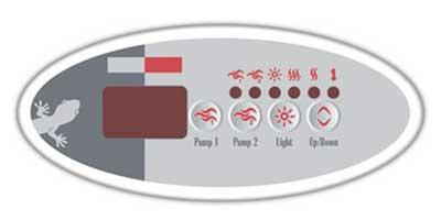TSC-9 clavier de commande